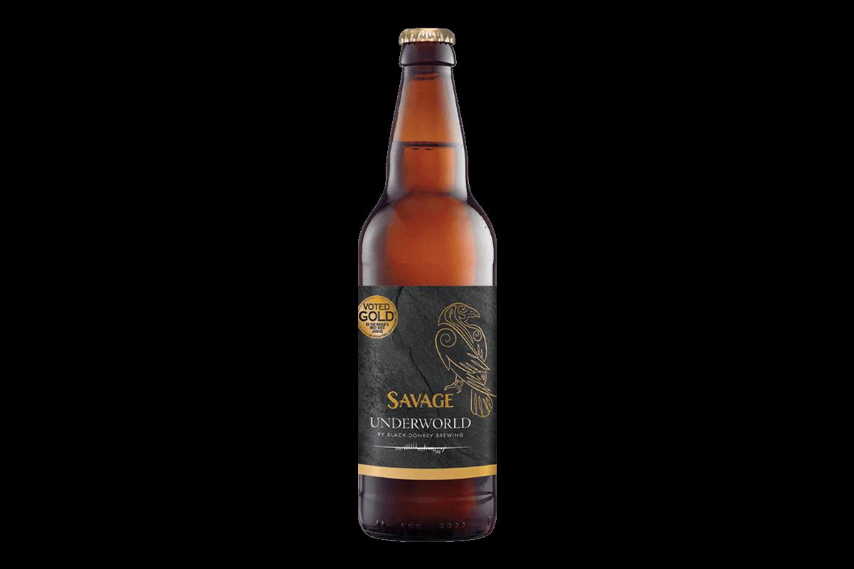 Savage Underworld Series Beer