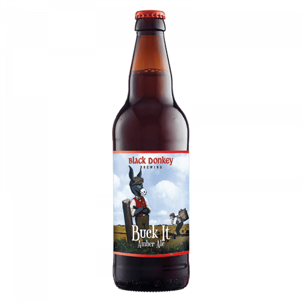 Buck It Beer Bottle