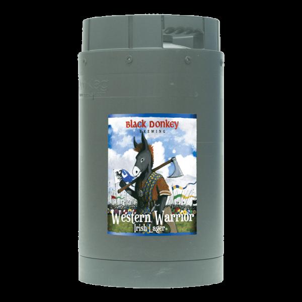 Western Warrior Barrel 30l Keg