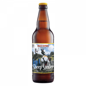 Sheep Stealer Beer Bottle