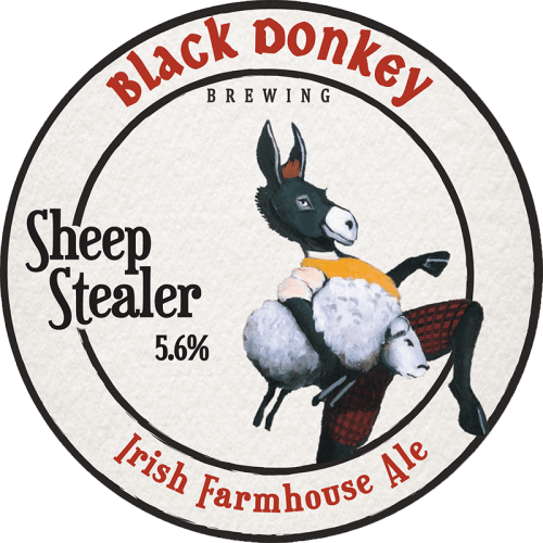 Sheep Stealer Bar Tap badge