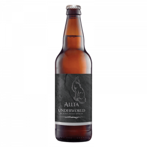 Alta Underworld Beer Bottle