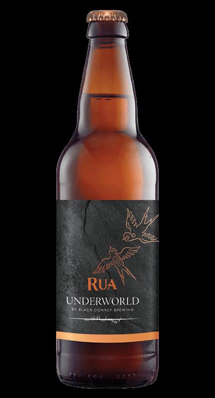 Rua Underworld By Black Donkey Brewing