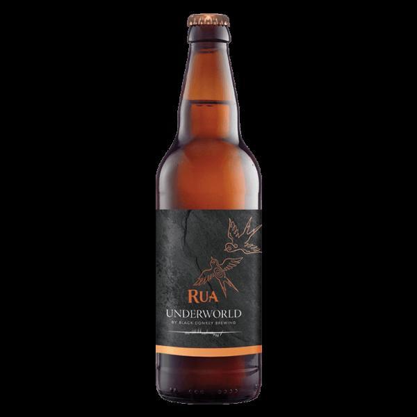 Rua Underworld Beer Bottle