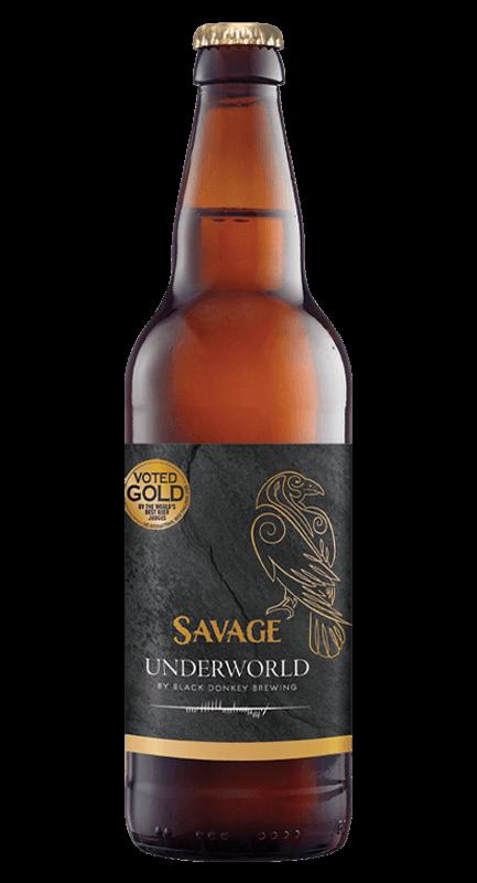 Savage Underworld Beer