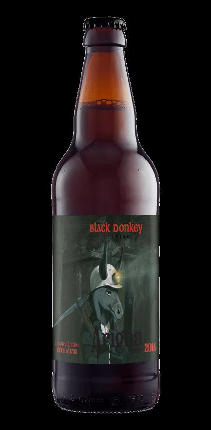 Arigna Series 2016 Beer Bottle