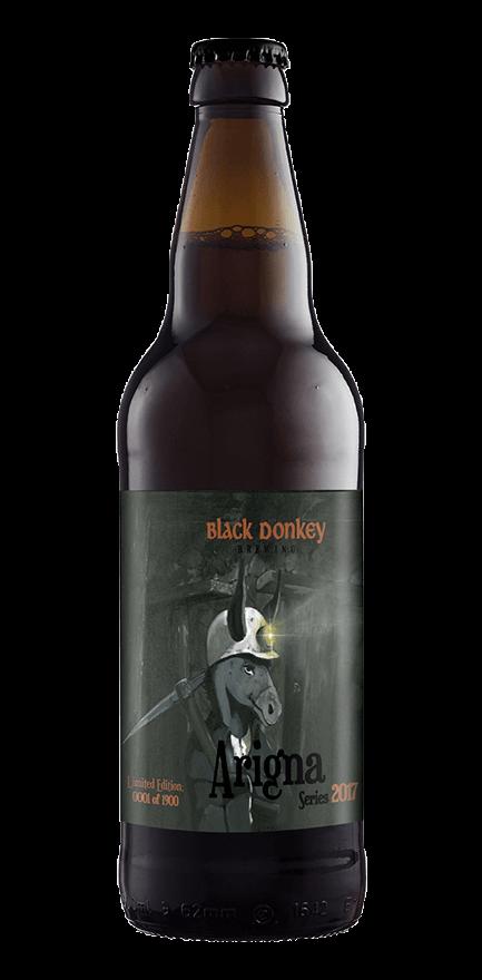 Arigna Series 2017 Beer Bottle
