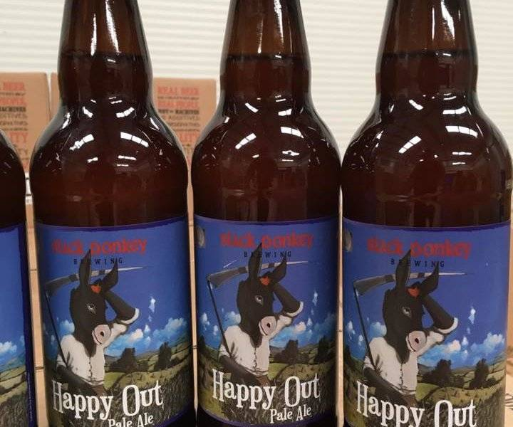 Happy Out Beer Bottles
