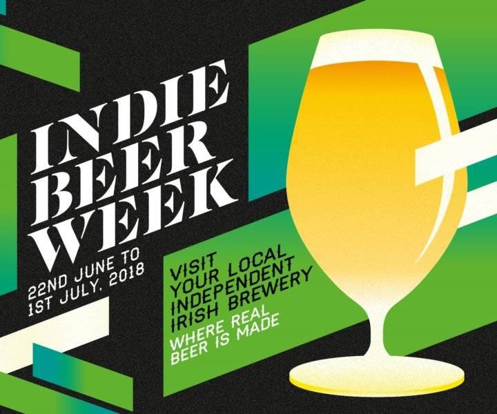 Visual of Indie Beer Week 2018