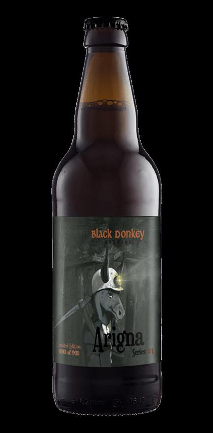 Arigna Series 1 Beer Bottle